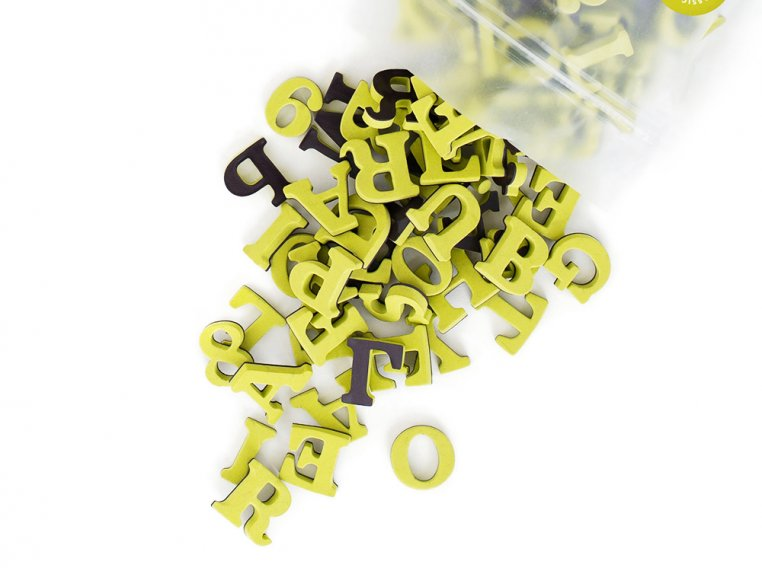 Modern Magnetic Letters by The Type Set Co. - 13