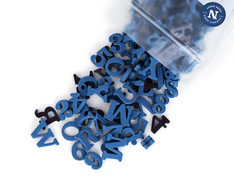 Modern Magnetic Letters by The Type Set Co. - 15