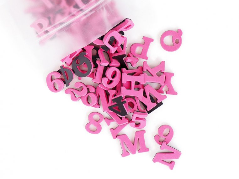Modern Magnetic Letters by The Type Set Co. - 18