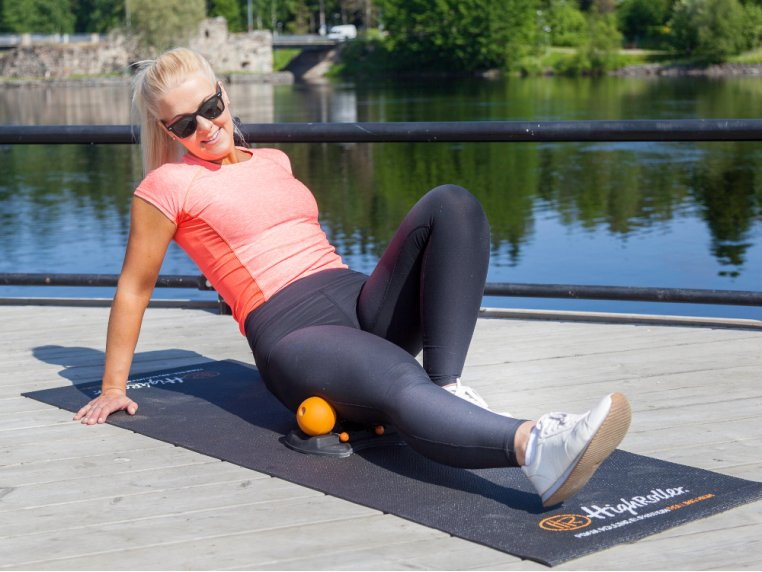 HighBaller Twin-Ball Massager by Active Life Solutions - 3