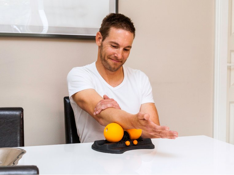 HighBaller Twin-Ball Massager by Active Life Solutions - 4