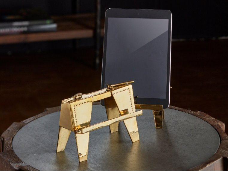 Nostalgic Metal Phone Stand by Pendulux - 2