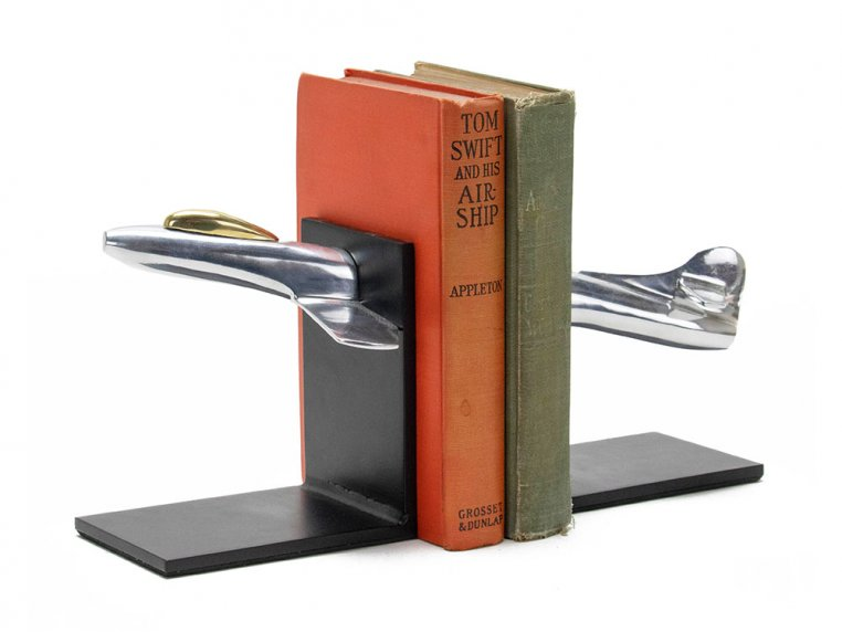 Nostalgic Charm Bookends by Pendulux - 6