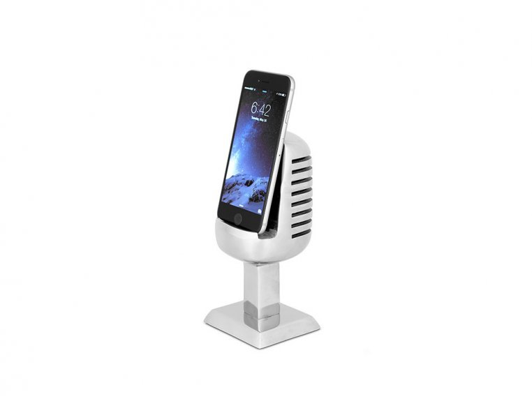Nostalgic Metal Phone Stand by Pendulux - 4