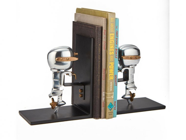 Nostalgic Charm Bookends by Pendulux - 9