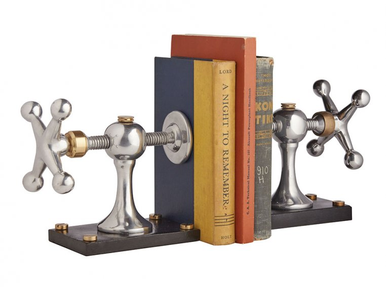 Nostalgic Charm Bookends by Pendulux - 13