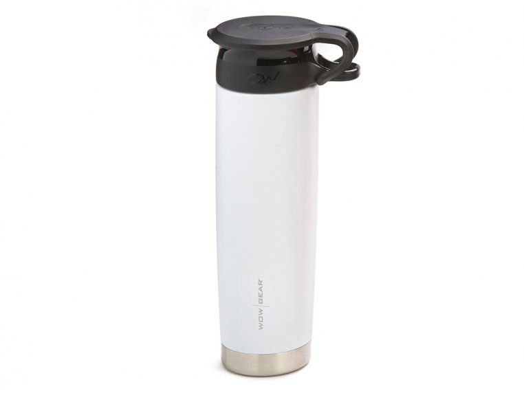 360º Stainless Steel Water Bottle by WOW GEAR - 5