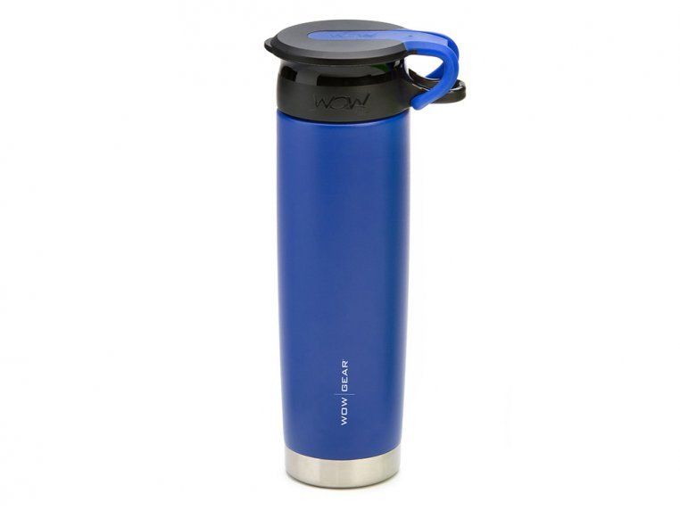 360º Stainless Steel Water Bottle by WOW GEAR - 6