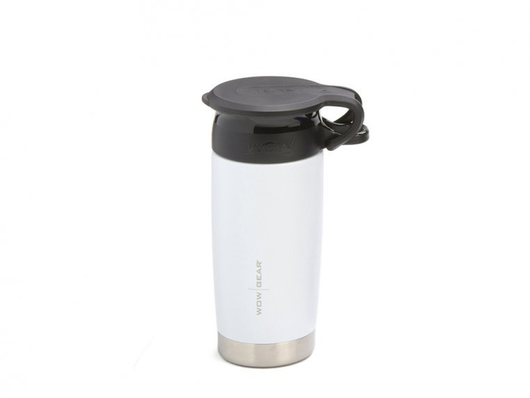 360º Stainless Steel Water Bottle by WOW GEAR - 7