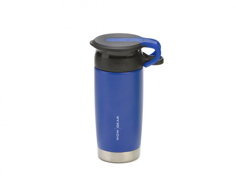 360º Stainless Steel Water Bottle by WOW GEAR - 8