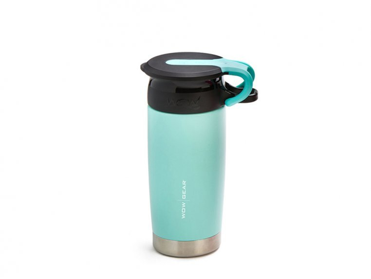 360º Stainless Steel Water Bottle by WOW GEAR - 9