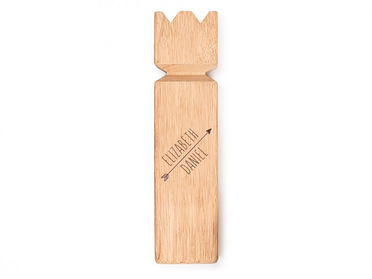 Personalized Premium Kubb Game Set by Yard Games - 7
