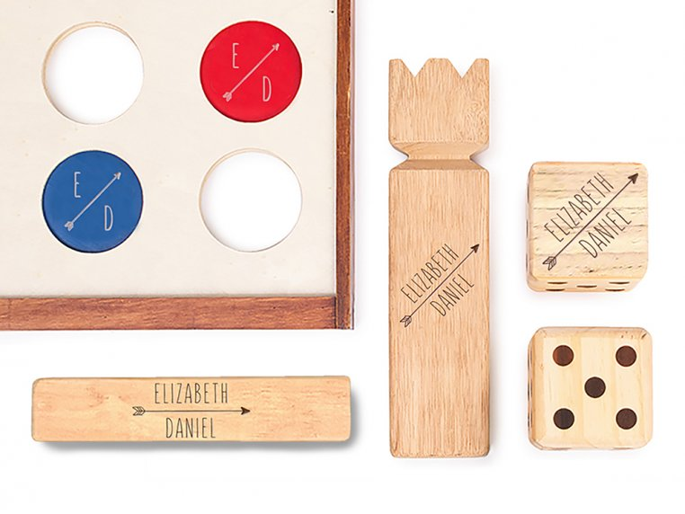 Personalized Yard Game Complete Bundle by Yard Games - 10