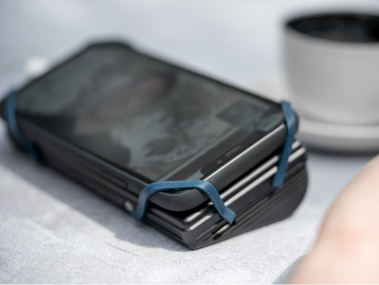 Wireless Input & Output Power Bank by Ampere - 5