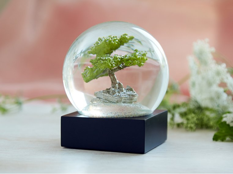 Modern Snow Globe by CoolSnowGlobes - 1