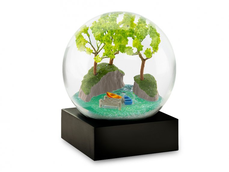 Modern Snow Globe by CoolSnowGlobes - 16