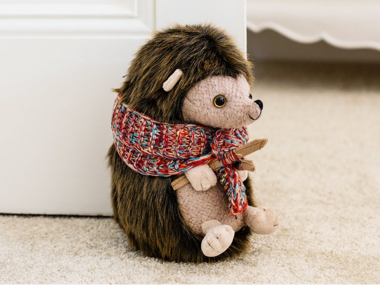 Whimsical Animal Doorstop by Dora Designs - 1