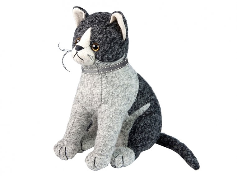 Whimsical Animal Doorstop by Dora Designs - 12