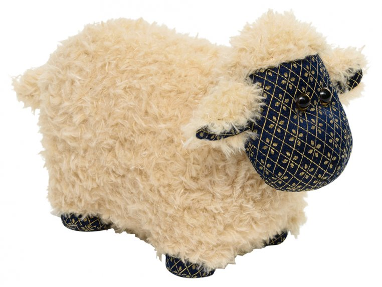 Whimsical Animal Doorstop by Dora Designs - 16