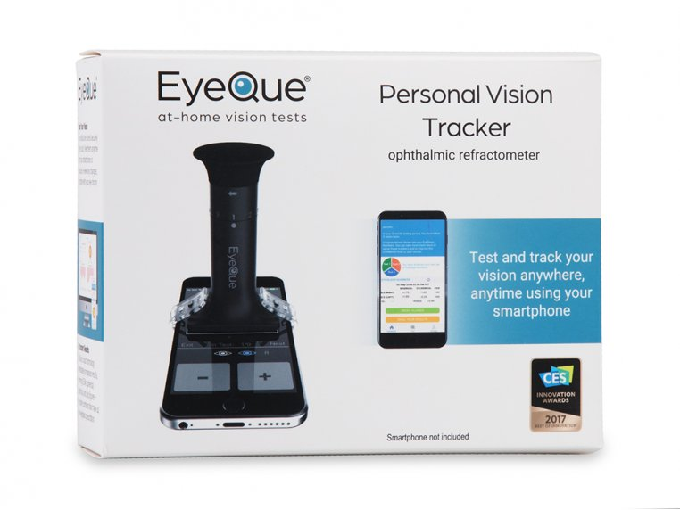 At-Home Personal Vision Test Device by EyeQue - 5