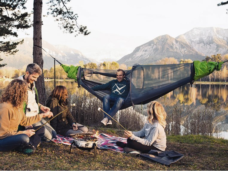 4-in-1 Hammock Tent by flying tent® - 3