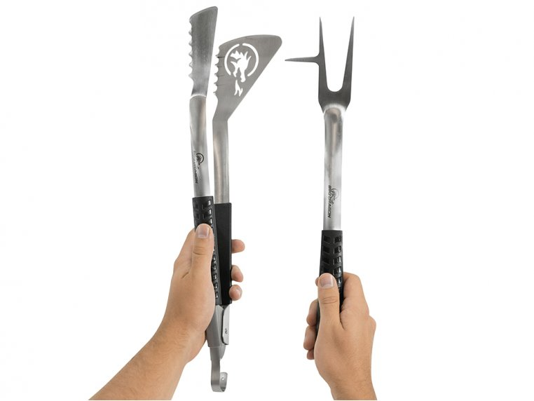 Dragon Claw & Super Tongs Grill Set by BBQ Dragon - 3