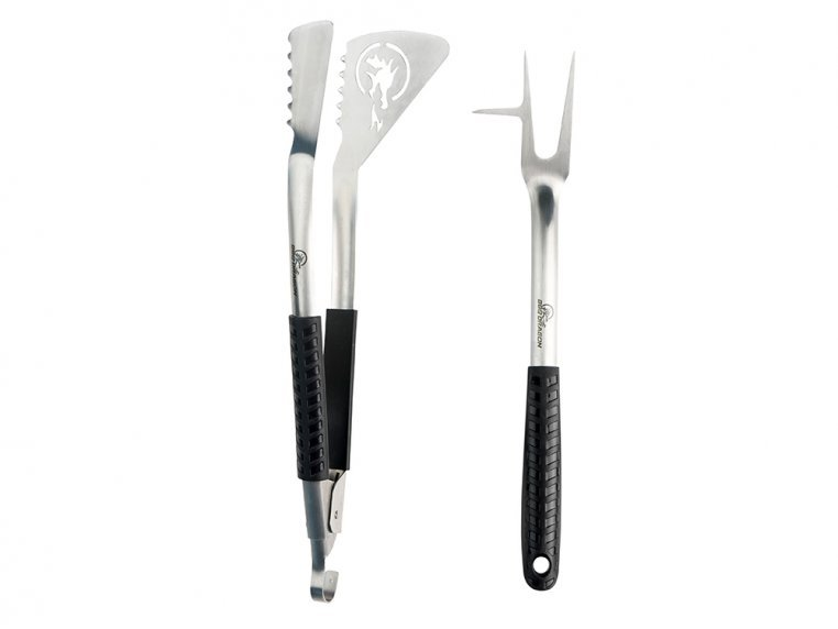 Dragon Claw & Super Tongs Grill Set by BBQ Dragon - 4