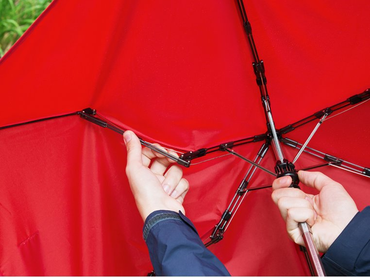 Windproof Carbon Umbrella by Hedgehog Umbrella - 4