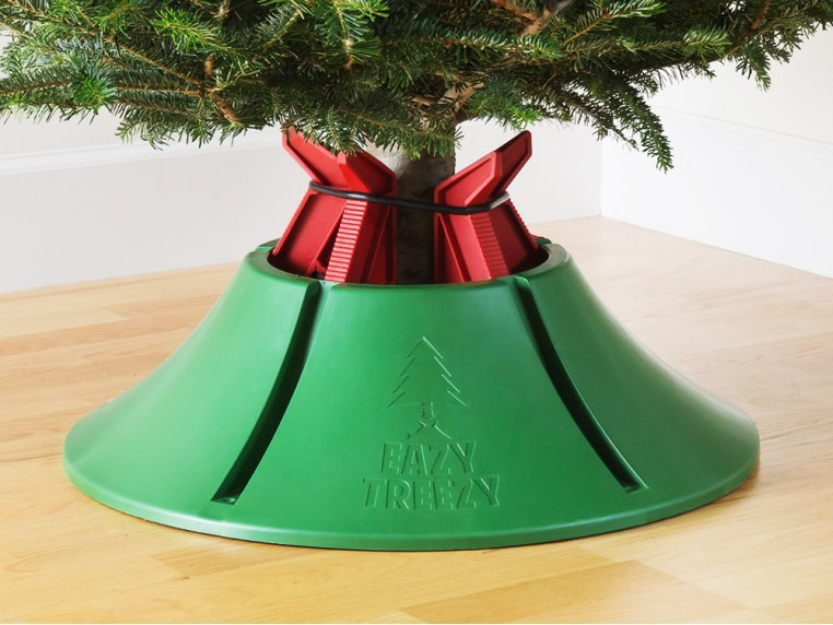 Drop-In Christmas Tree Stand by Eazy Treezy - 2