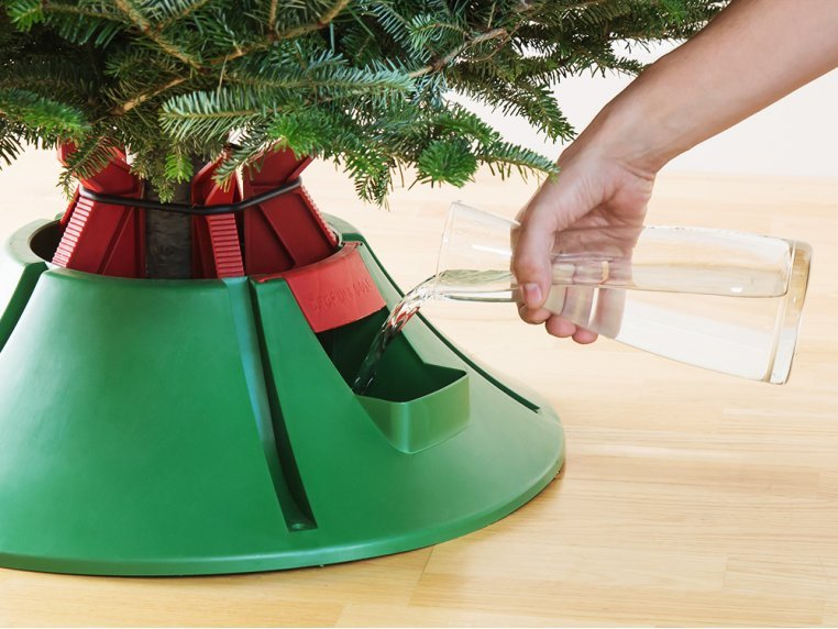 Drop-In Christmas Tree Stand by Eazy Treezy - 3