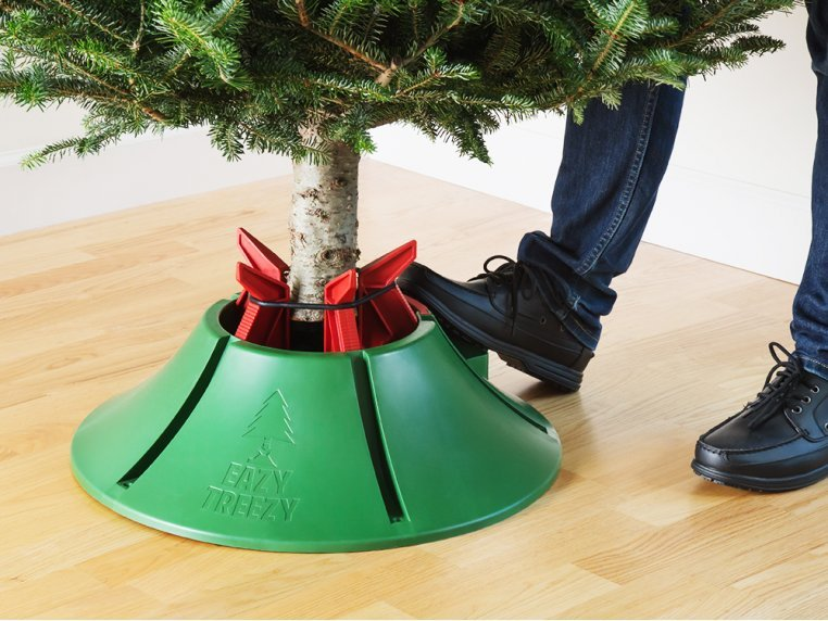 Drop-In Christmas Tree Stand by Eazy Treezy - 1