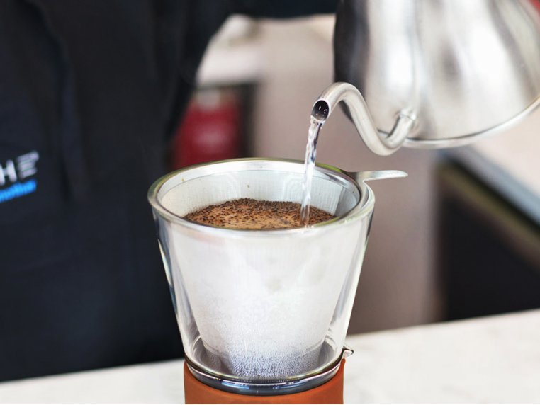Pour Over Coffee Maker & Carafe Set by Grosche - 2