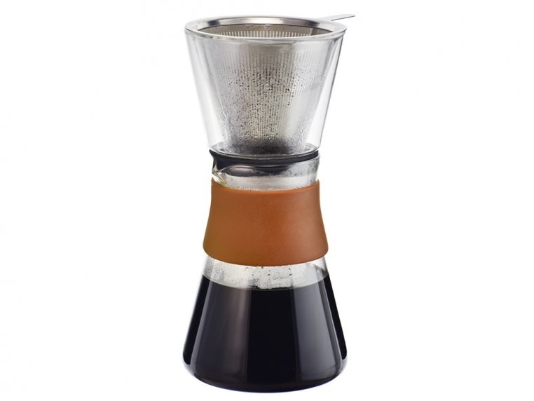 Pour Over Coffee Maker & Carafe Set by Grosche - 5
