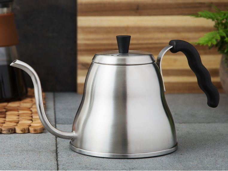 Gooseneck Pour Over Kettle by Grosche - 1