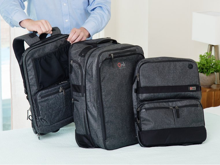 Modular Carry-On Luggage System by Onli Travel - 1