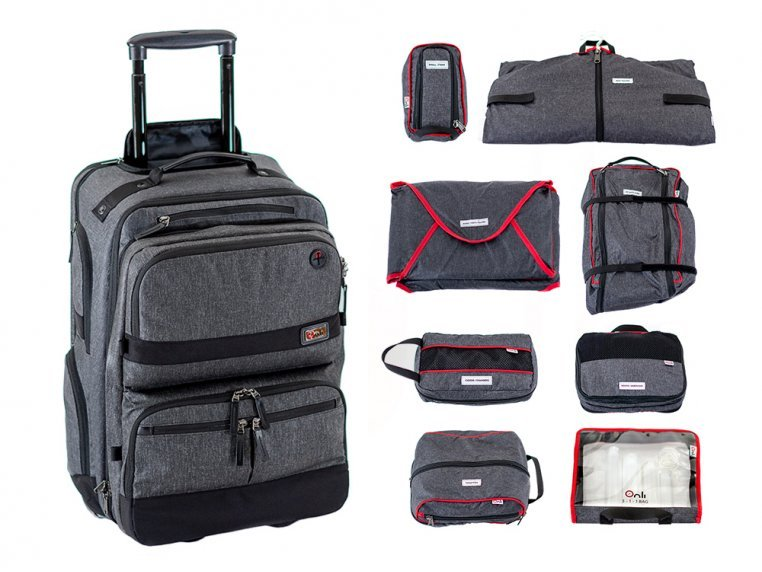 Modular Carry-On Luggage System by Onli Travel - 8