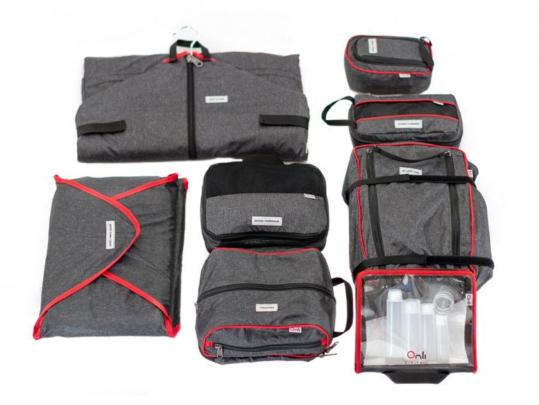 Packing Cube Set by Onli Travel - 2