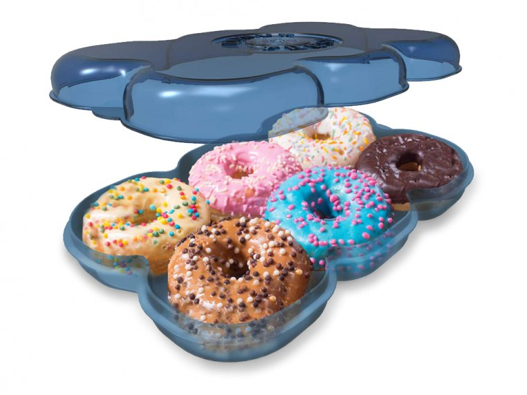 Donut Storage Container by Muffin Fresh - 2