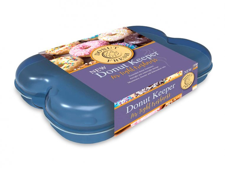 Donut Storage Container by Muffin Fresh - 4