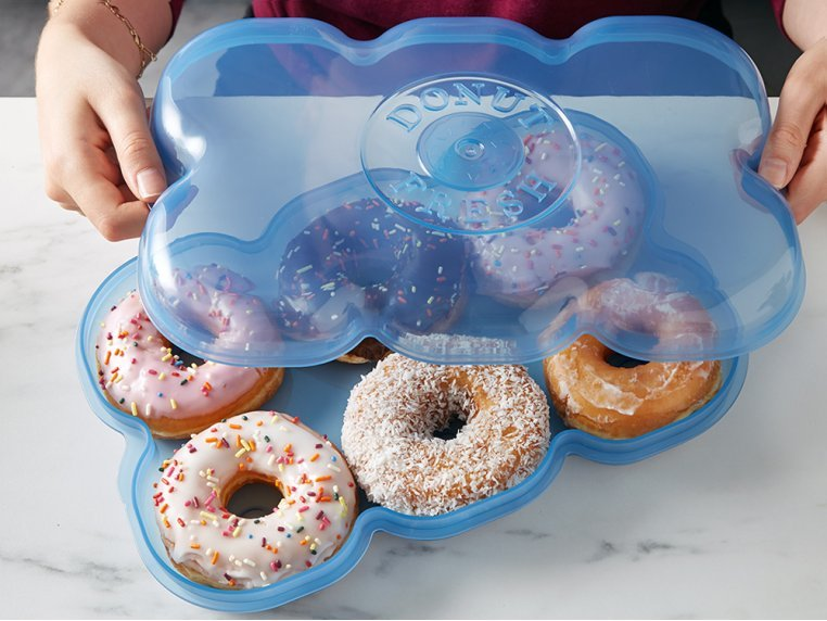 Donut Storage Container by Muffin Fresh - 1