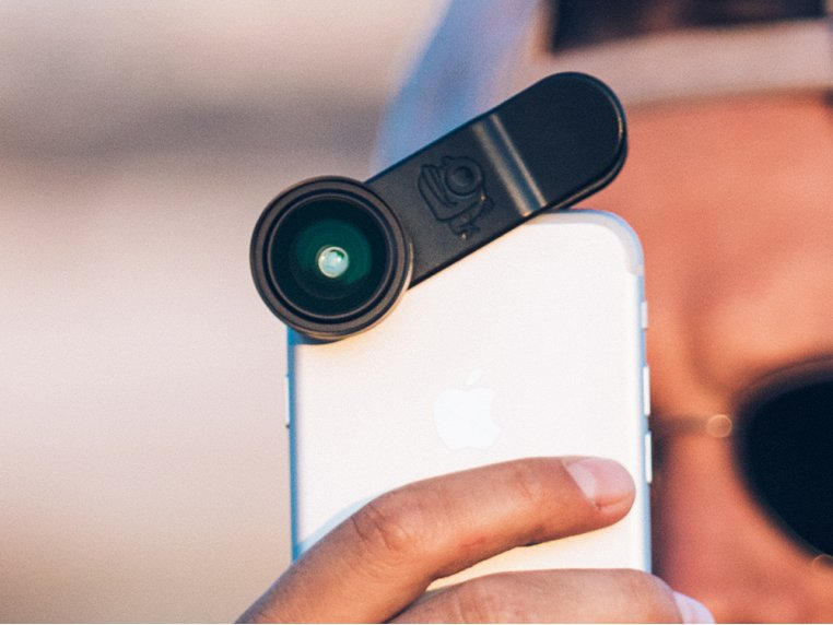 Clip-On Smartphone Lens by Black Eye - 3
