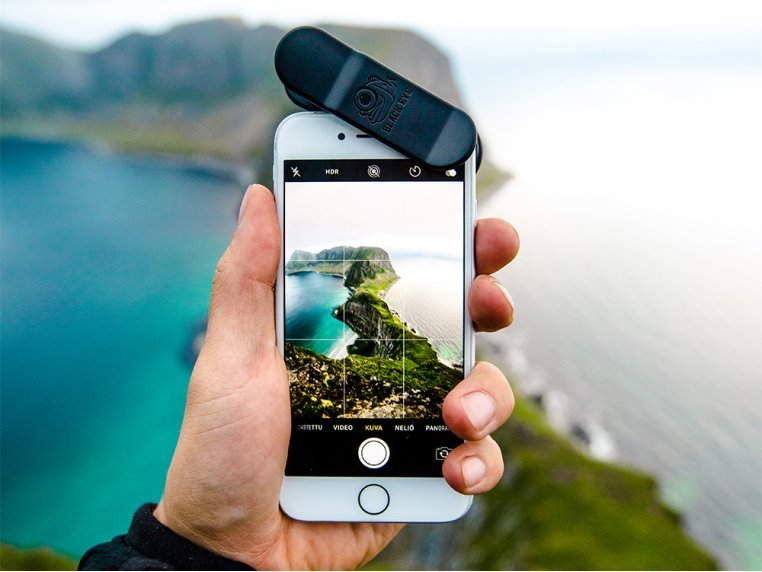 Clip-On Smartphone Lens by Black Eye - 4
