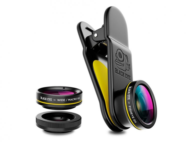 Clip-On Smartphone Lens by Black Eye - 6