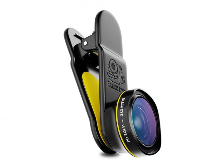 Clip-On Smartphone Lens by Black Eye - 8