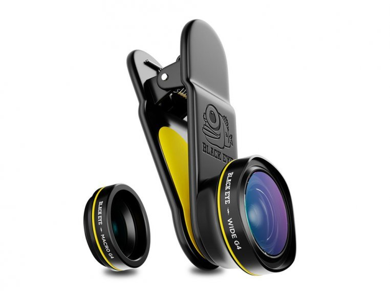 Clip-On Smartphone Lens by Black Eye - 9