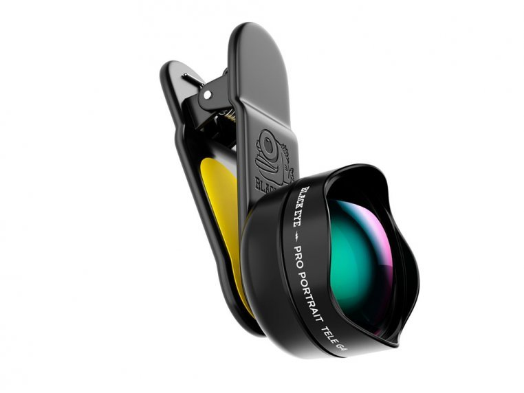 Clip-On Smartphone Lens by Black Eye - 10