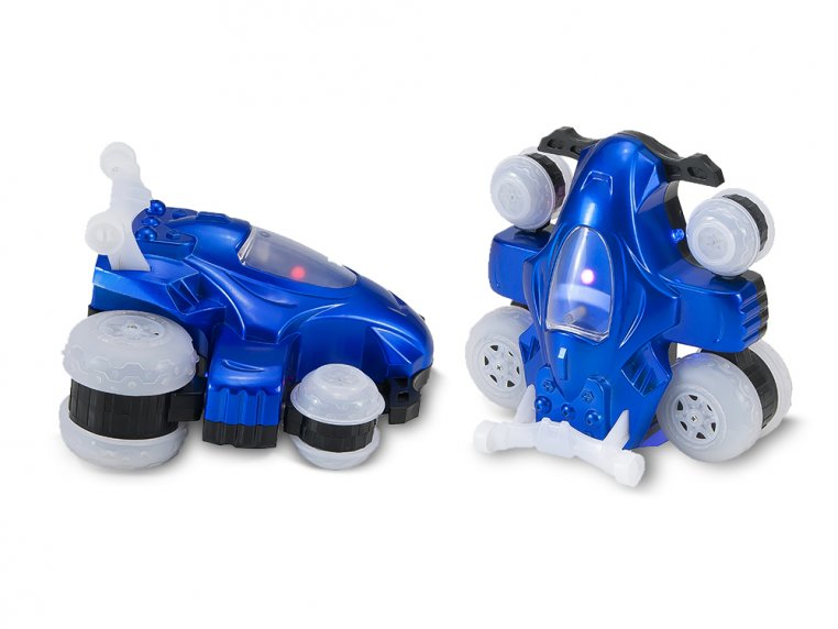 HoverQuad Remote Control Light-Up Car by Mindscope Products - 2