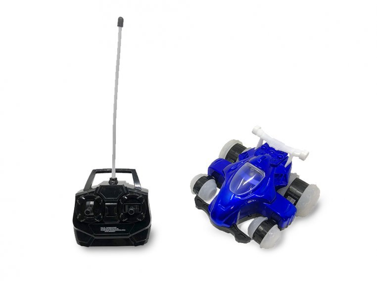 HoverQuad Remote Control Light-Up Car by Mindscope Products - 3