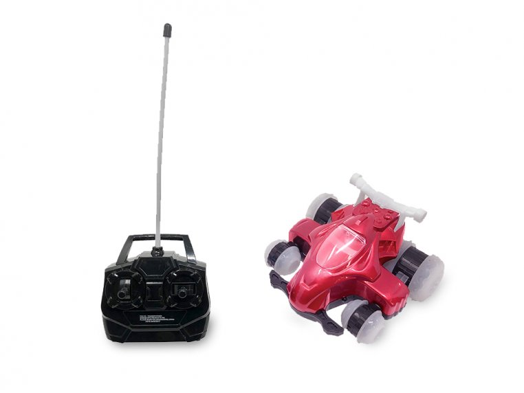 HoverQuad Remote Control Light-Up Car by Mindscope Products - 4