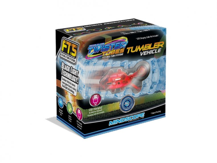 Additional Car - Twister Tubes by Mindscope Products - 3